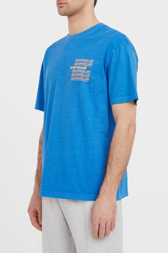 Футболка мужская, Модель S21-42024, Фото №3