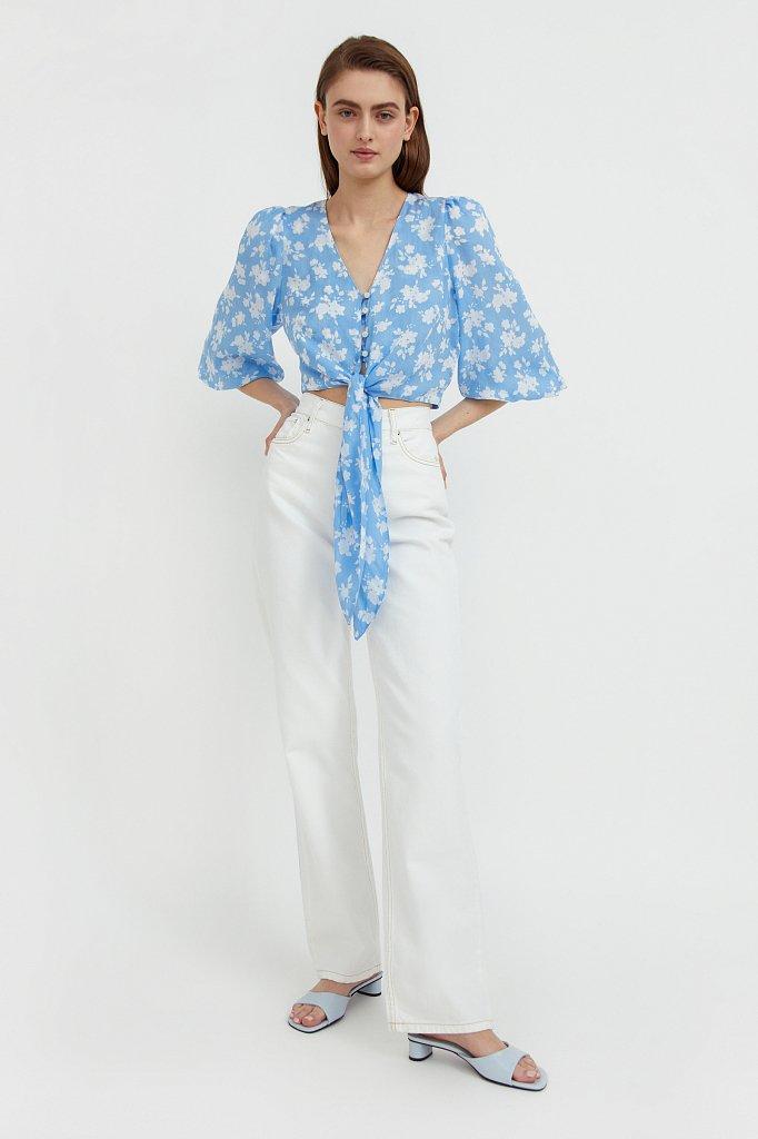 Блузка женская, Модель S21-12020, Фото №2