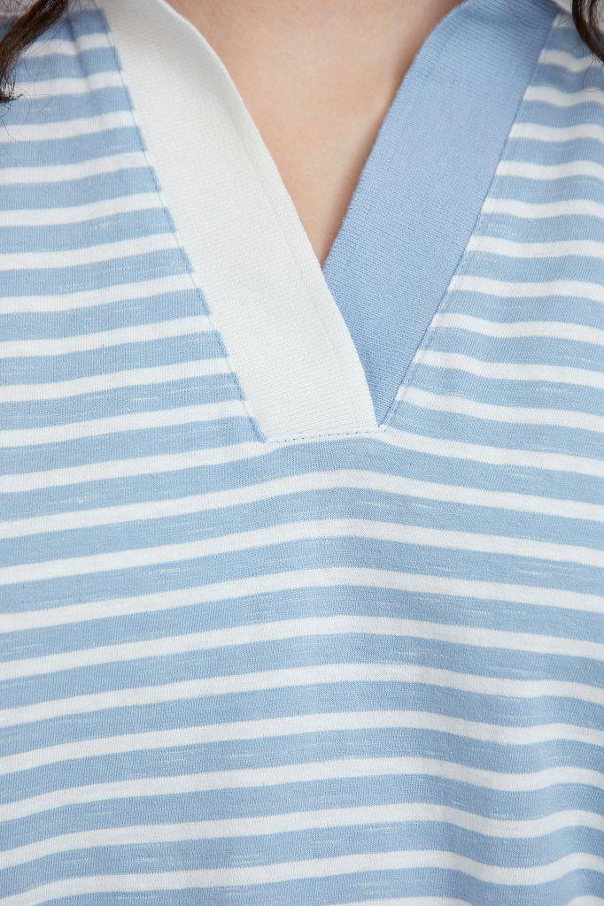 Поло женское, Модель S21-14073, Фото №5