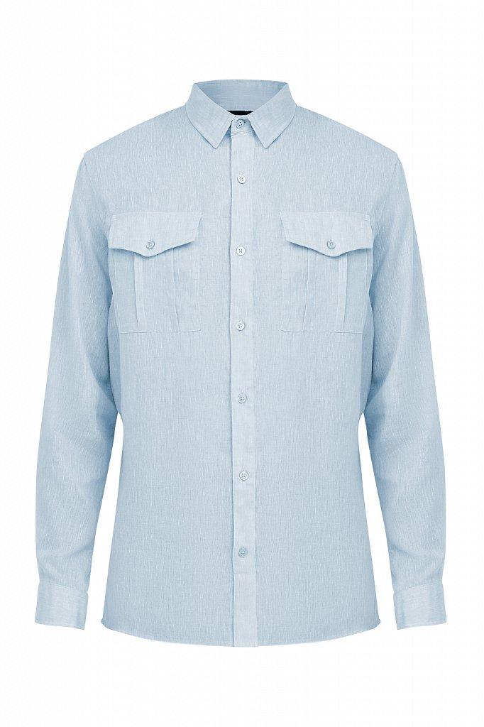 Рубашка мужская, Модель S21-21015, Фото №6