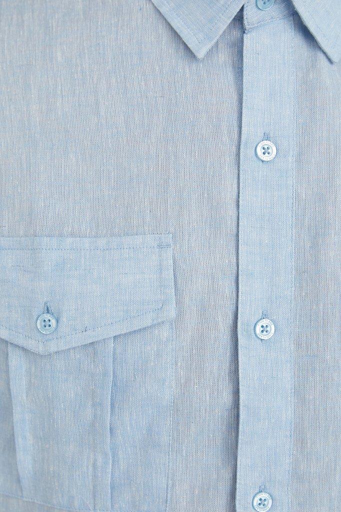 Рубашка мужская, Модель S21-21015, Фото №5