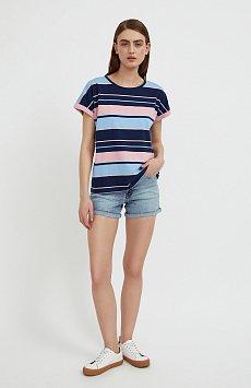 Шорты джинсовые женские S21-15012