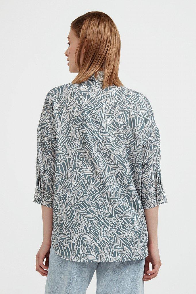 Блузка женская, Модель S21-14081, Фото №5
