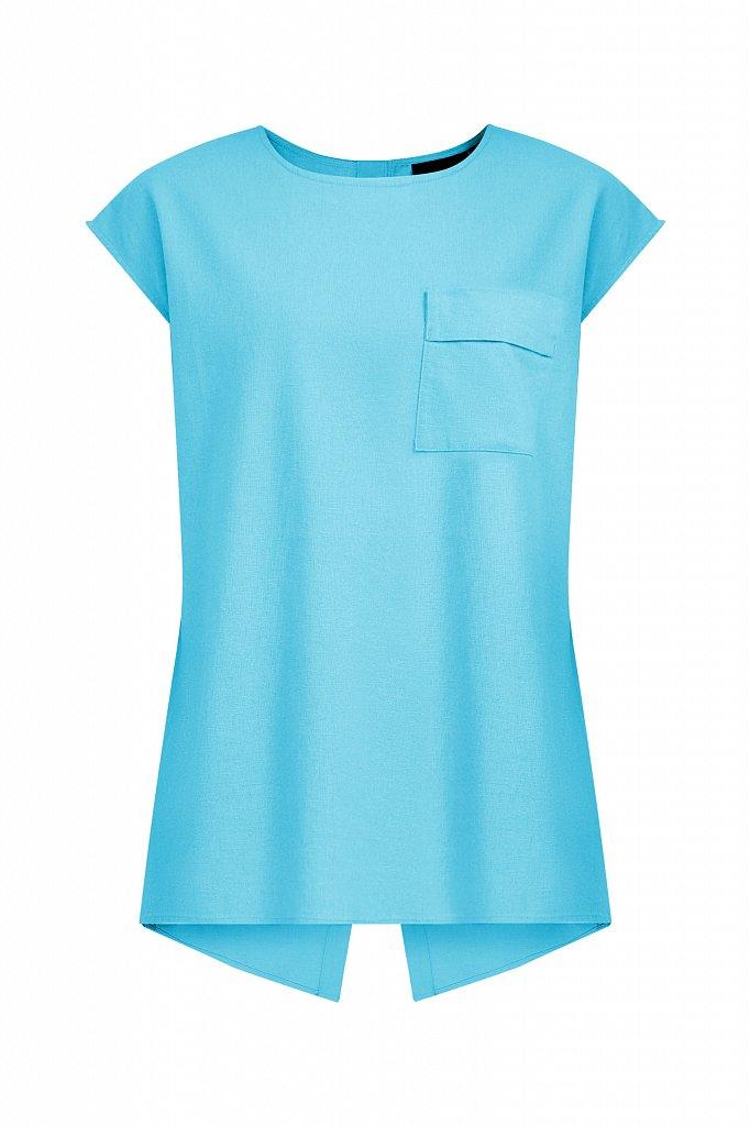 Блузка женская, Модель S21-12026, Фото №7