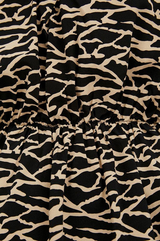 Блуза с принтом, Модель S21-14004, Фото №5