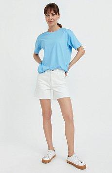 Шорты джинсовые женские S21-15011