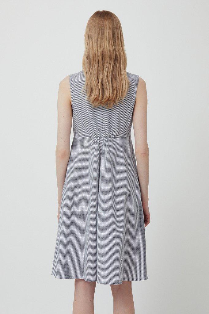 Платье женское, Модель S21-11009, Фото №4