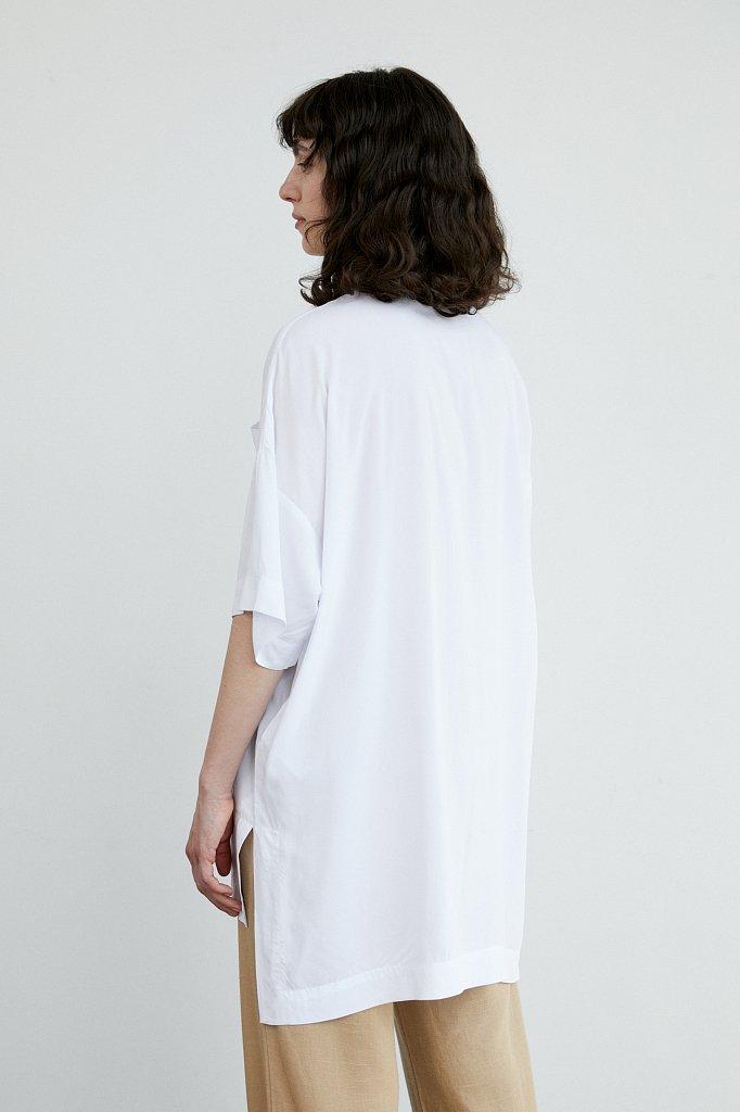 Блузка женская, Модель S21-11076, Фото №3