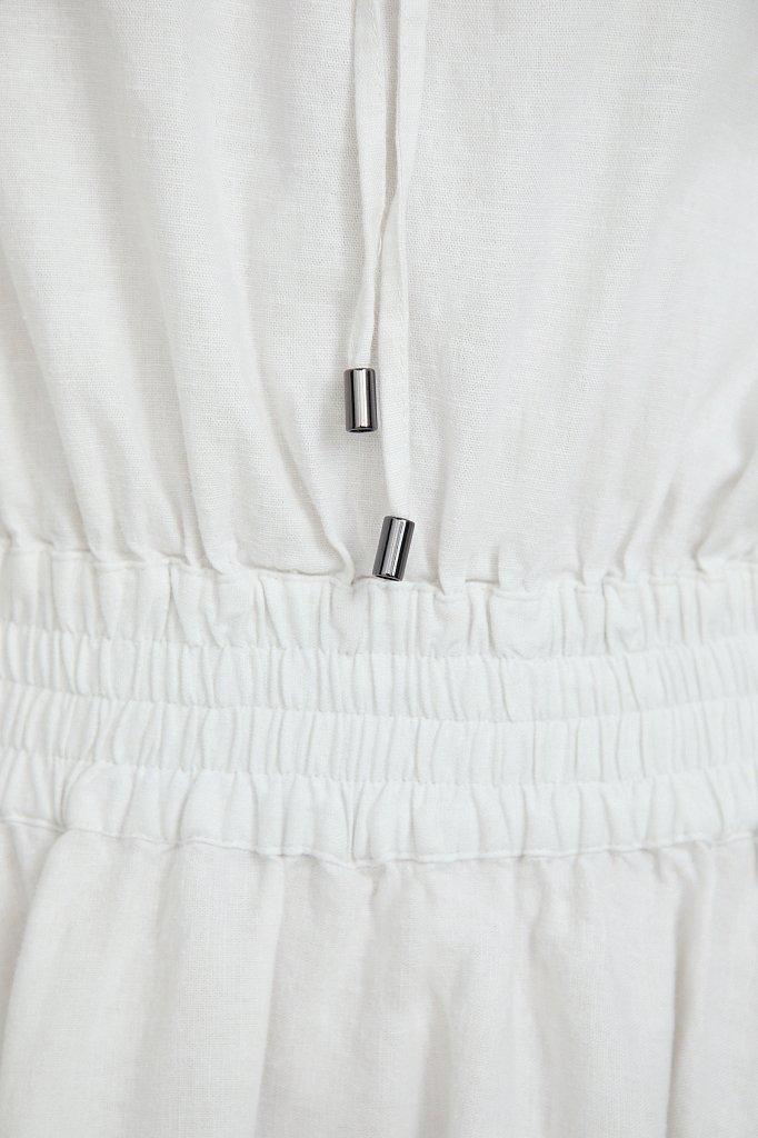 Приталенное платье-макси, Модель S21-12018, Фото №5