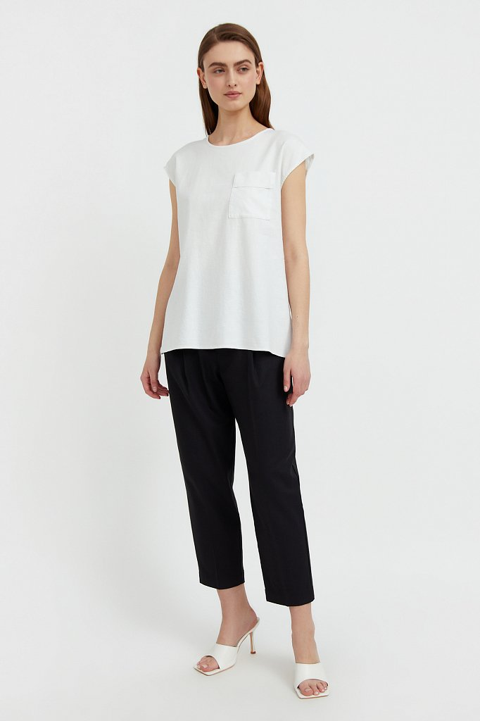 Блузка женская, Модель S21-12026, Фото №2