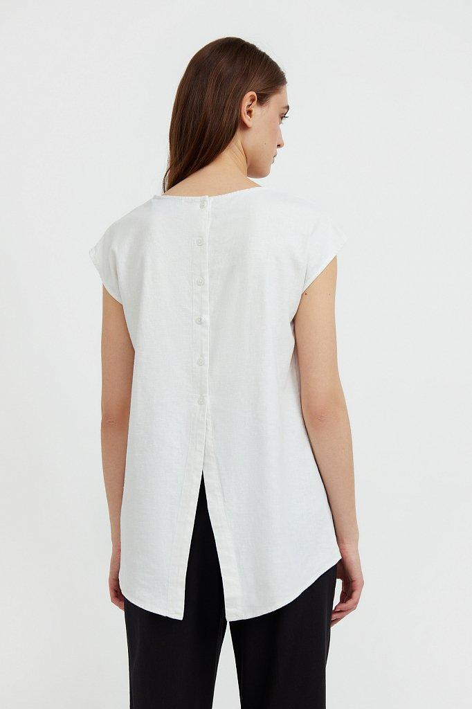 Блузка женская, Модель S21-12026, Фото №4