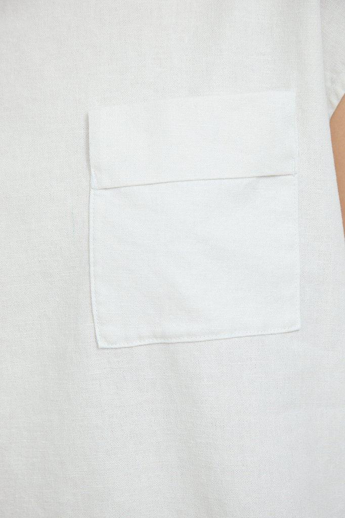 Блузка женская, Модель S21-12026, Фото №5