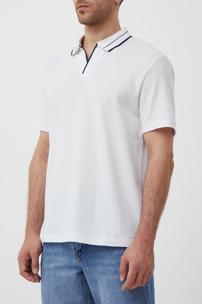 Поло мужское, Модель S21-21003, Фото №3