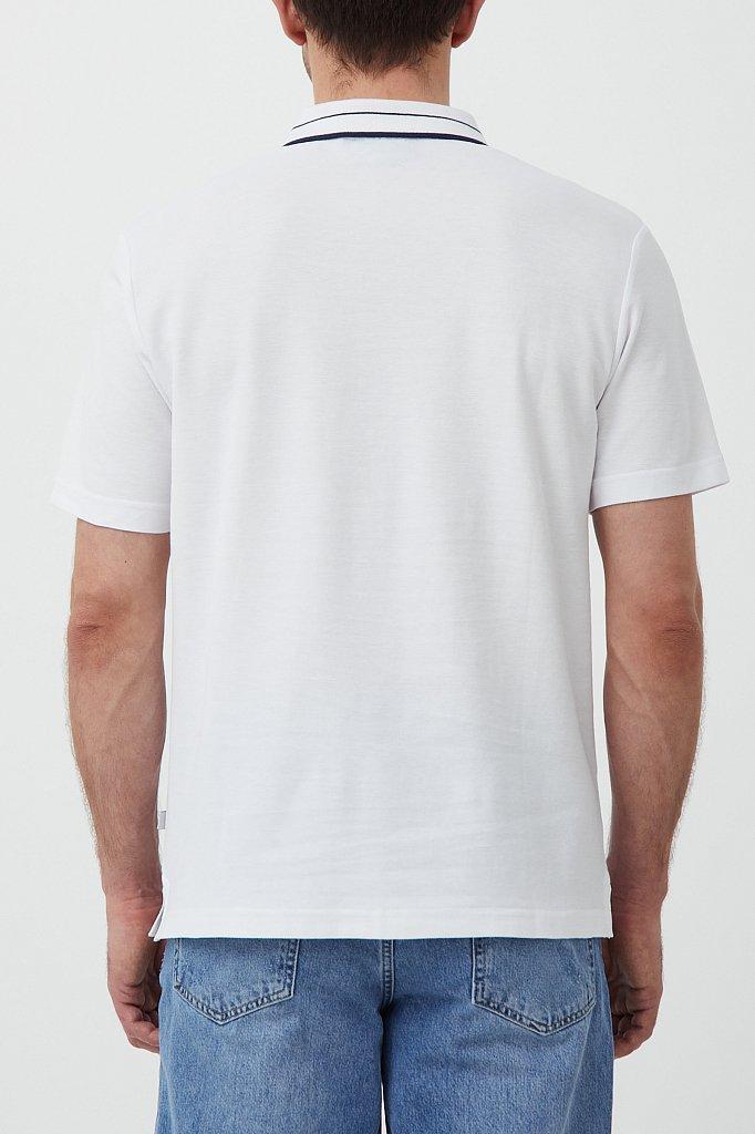 Поло мужское, Модель S21-21003, Фото №4
