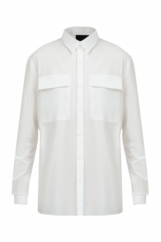 Рубашка мужская, Модель S21-21005, Фото №7