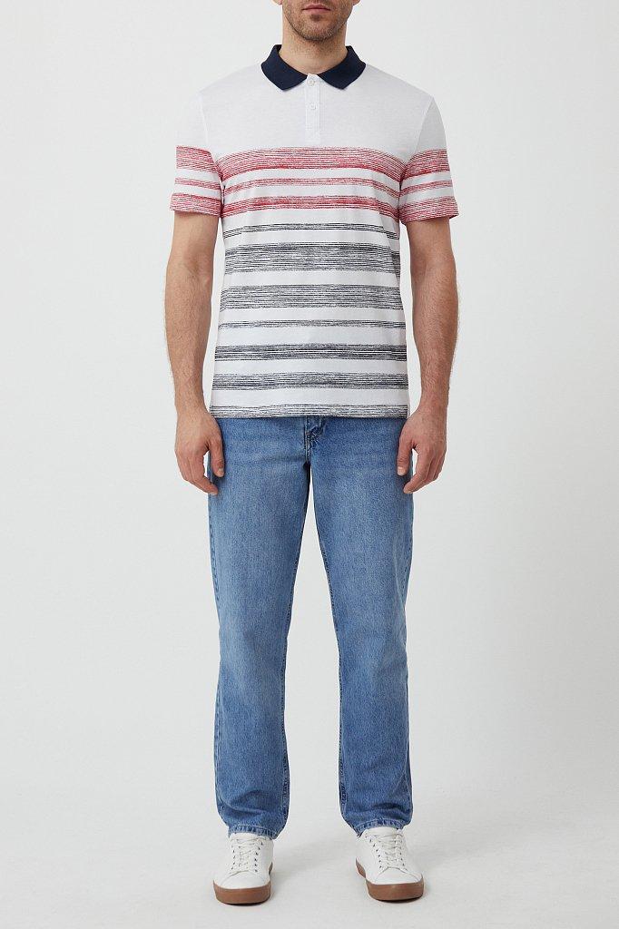 Поло мужское, Модель S21-22029, Фото №2