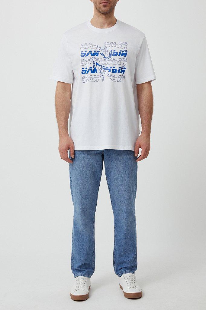Футболка мужская, Модель S21-42023, Фото №2