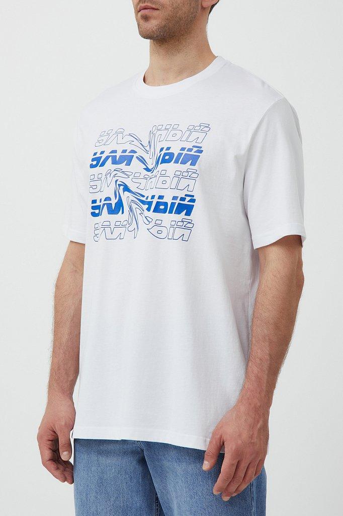 Футболка мужская, Модель S21-42023, Фото №3