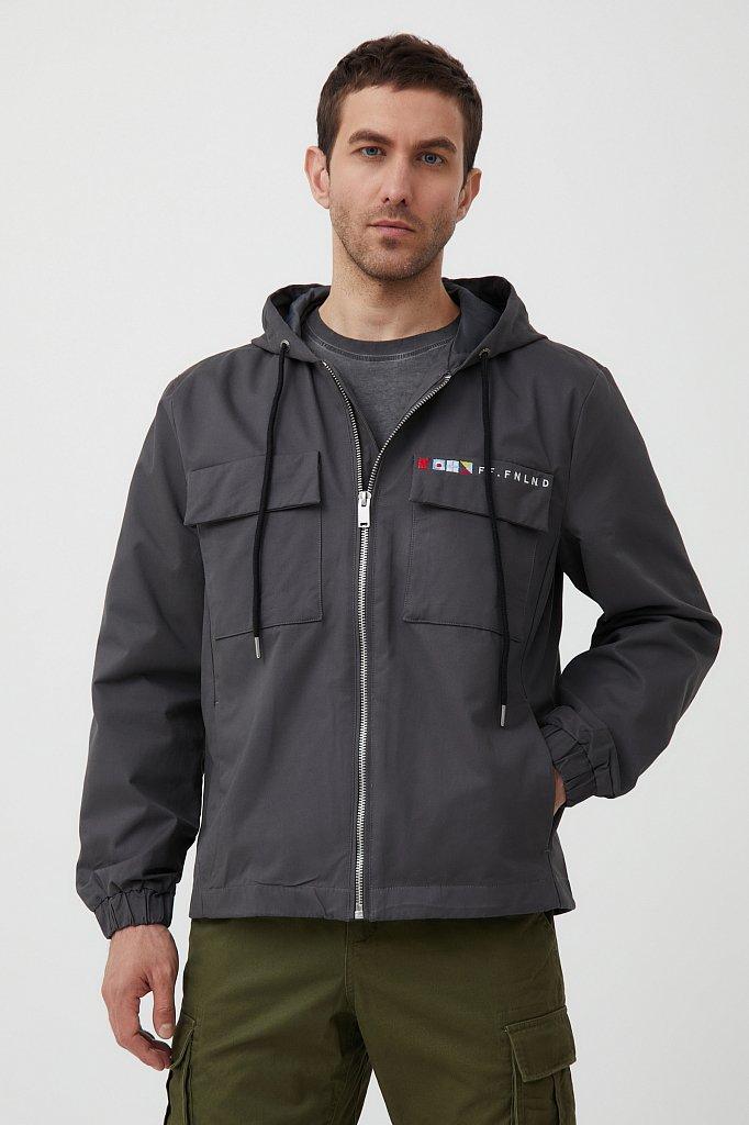 Ветровка мужская, Модель S21-22001, Фото №1