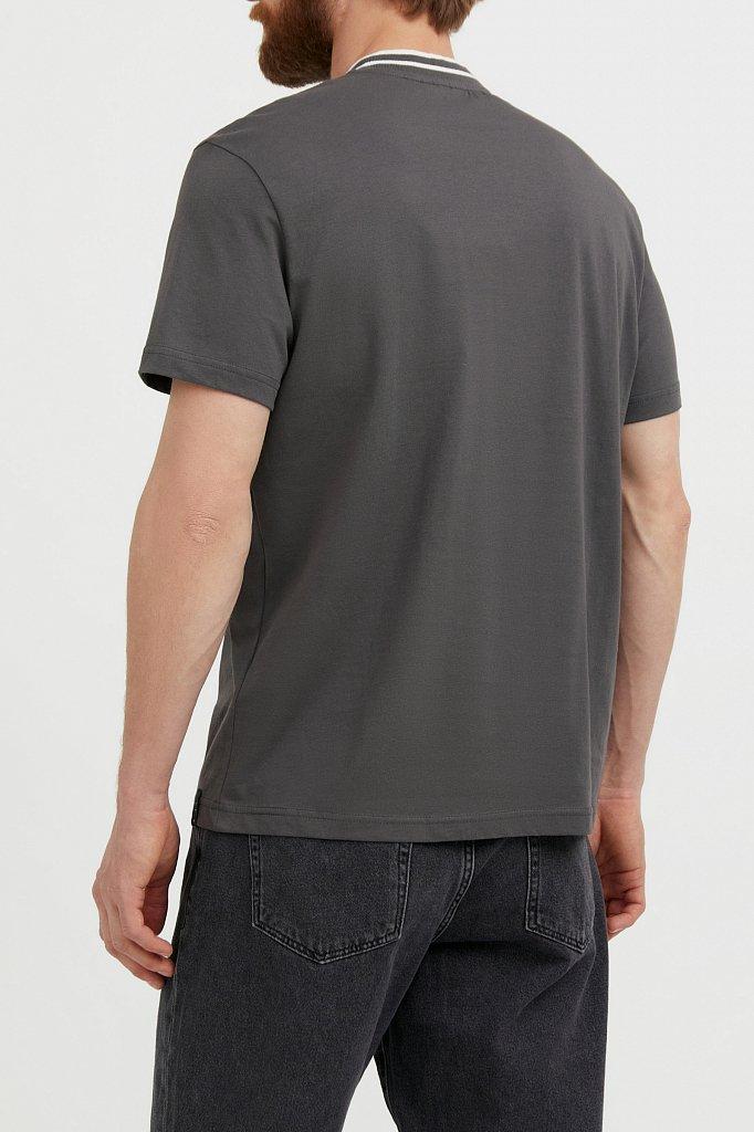 Поло мужское, Модель S21-24021, Фото №4