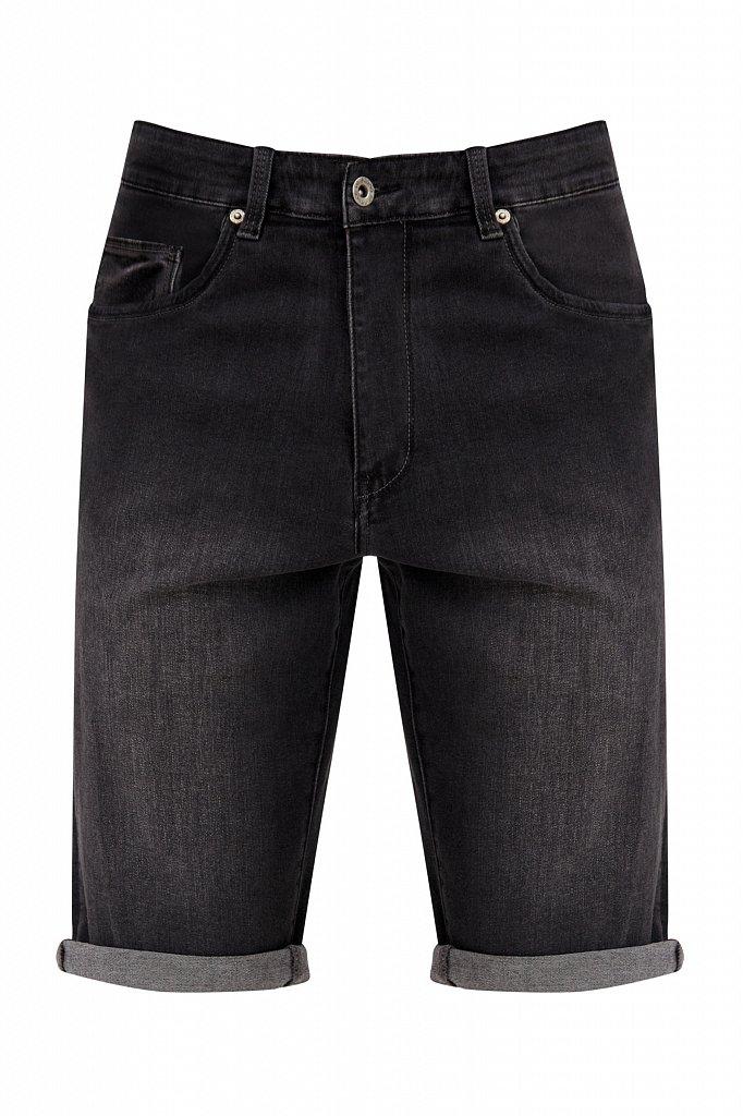 Шорты джинсовые мужские, Модель S21-25004, Фото №6
