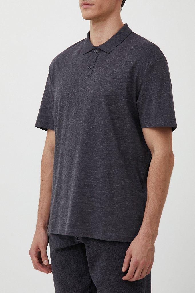 Поло мужское, Модель S21-21022, Фото №3