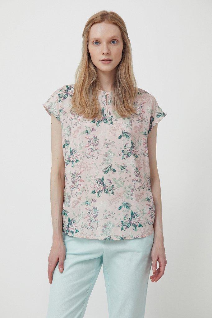 Блузка женская, Модель S21-12009, Фото №2