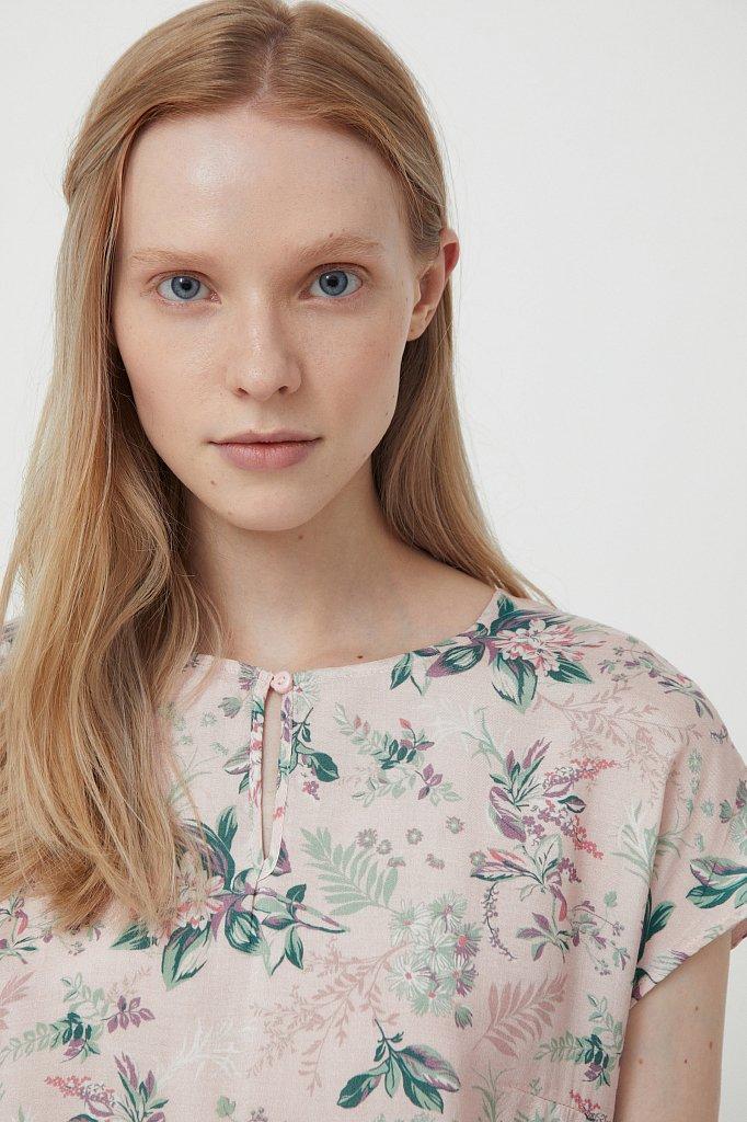Блузка женская, Модель S21-12009, Фото №6