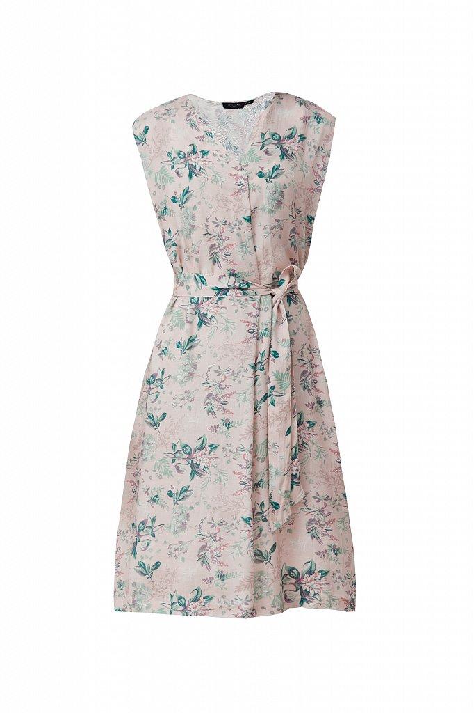 Платье женское, Модель S21-12011, Фото №7