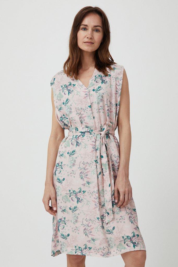 Платье женское, Модель S21-12011, Фото №2