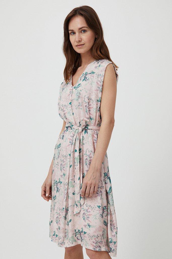 Платье женское, Модель S21-12011, Фото №3