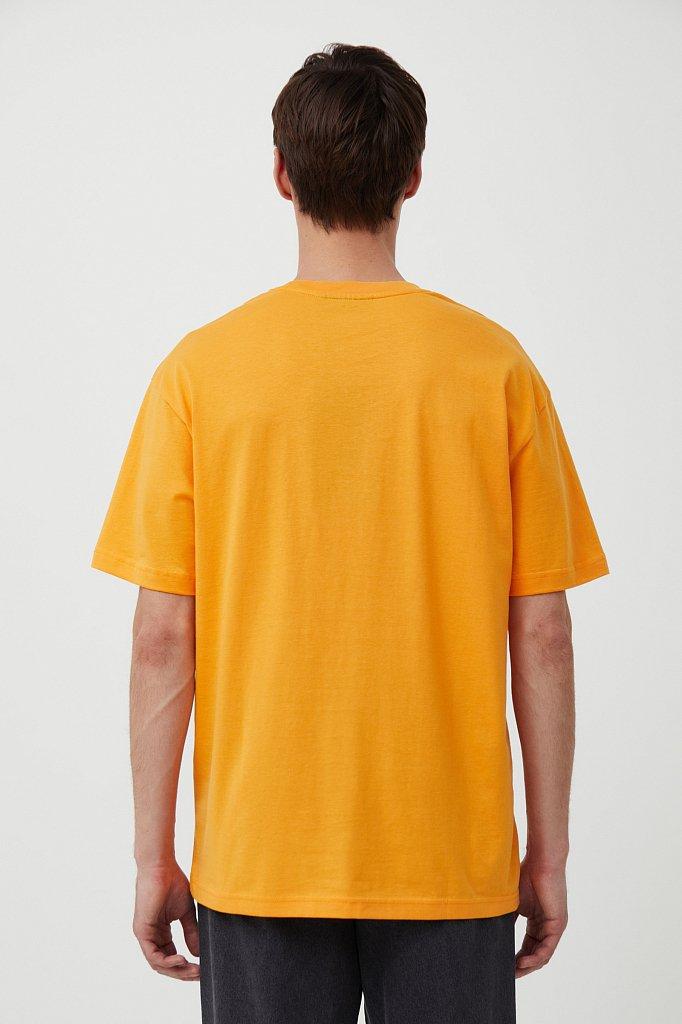 Футболка мужская, Модель S21-42012, Фото №4