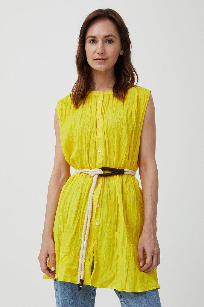 Блузка женская, Модель S21-110100, Фото №1