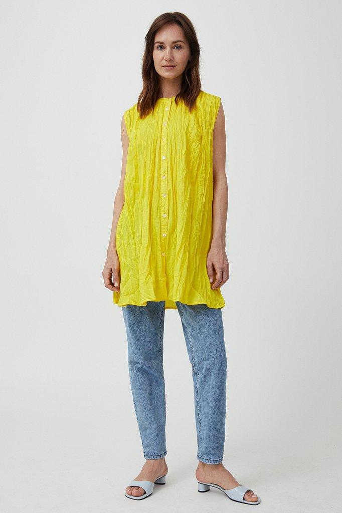 Блузка женская, Модель S21-110100, Фото №2