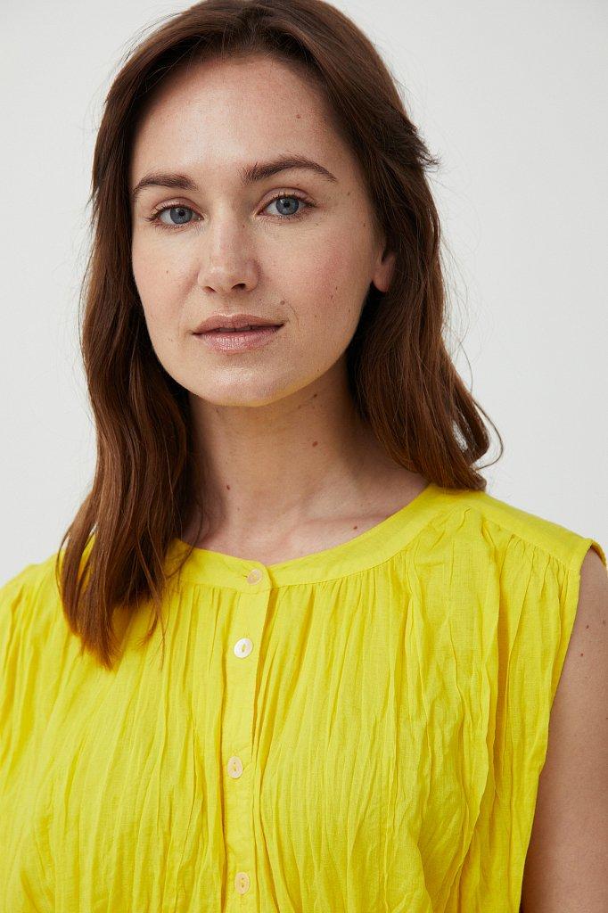 Блузка женская, Модель S21-110100, Фото №5