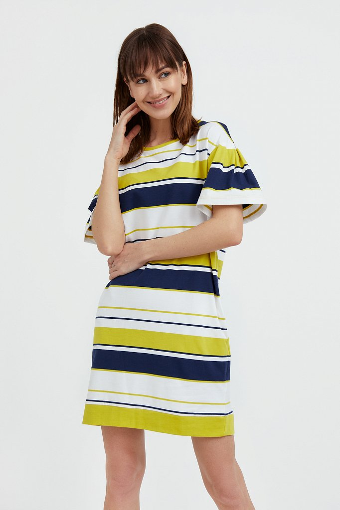 Платье женское, Модель S21-14052, Фото №1