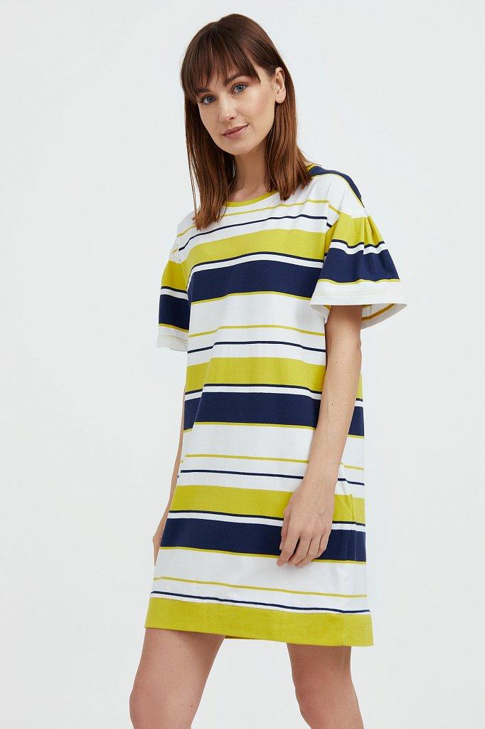 Платье женское, Модель S21-14052, Фото №3