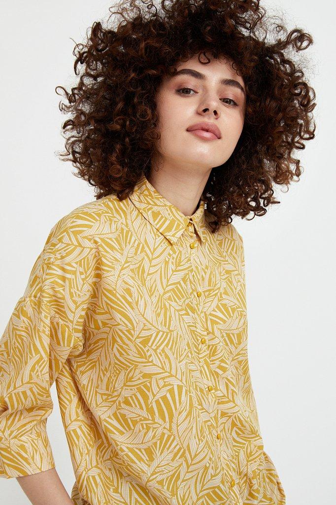 Блузка женская, Модель S21-14081, Фото №1