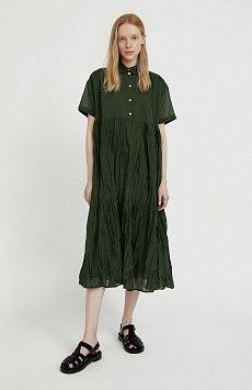 Платье миди из хлопка S21-11069
