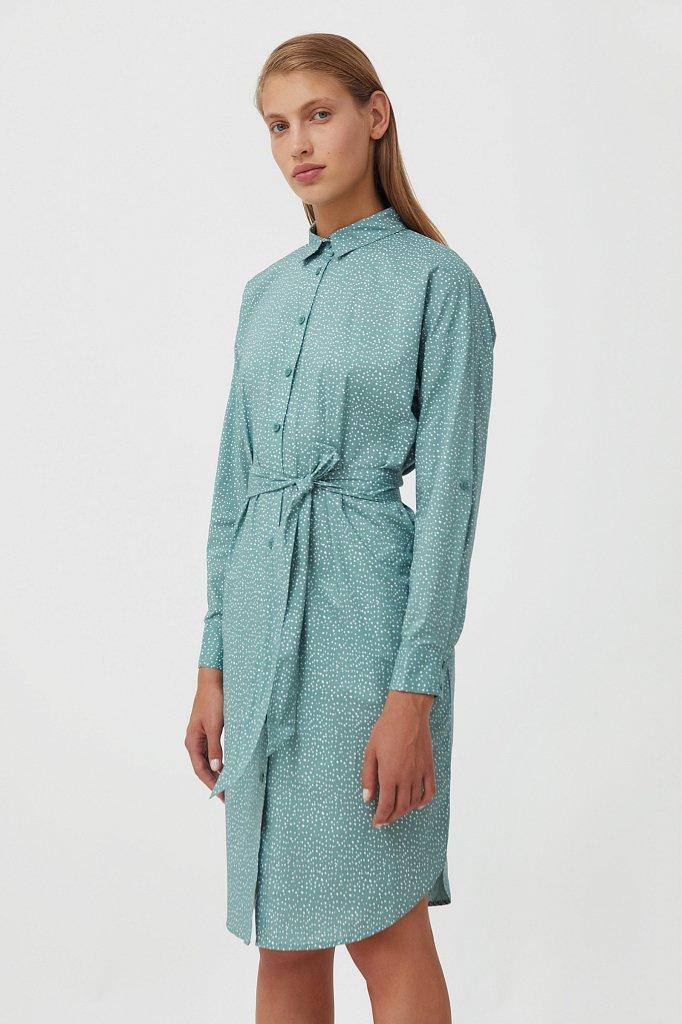 Платье женское, Модель S21-12043, Фото №3