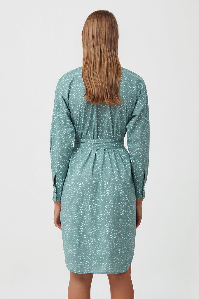 Платье женское, Модель S21-12043, Фото №4