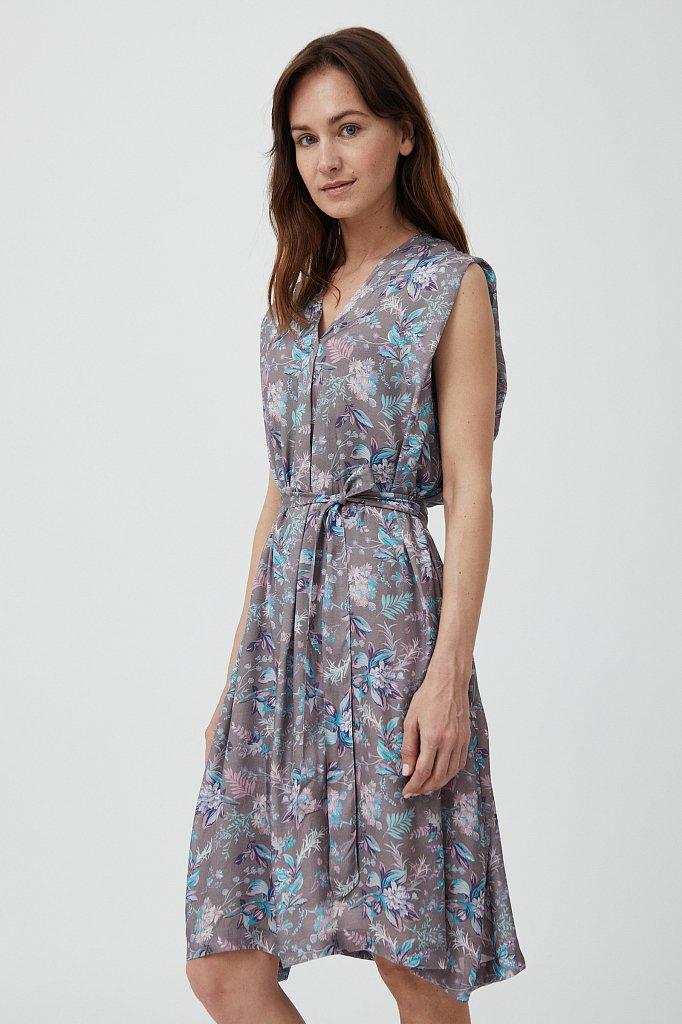 Платье женское, Модель S21-12011, Фото №1