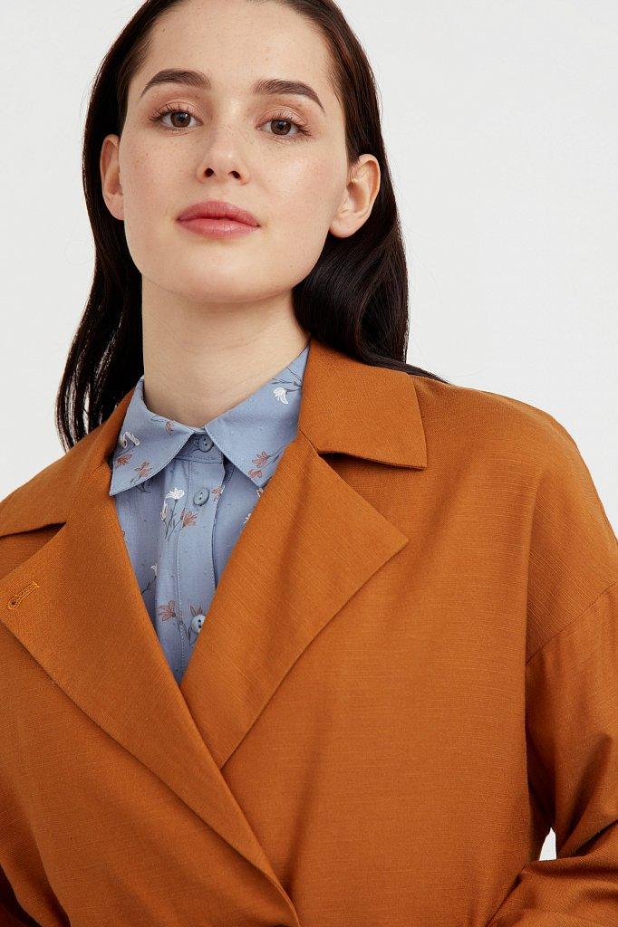 Жакет женский, Модель S21-11061, Фото №7