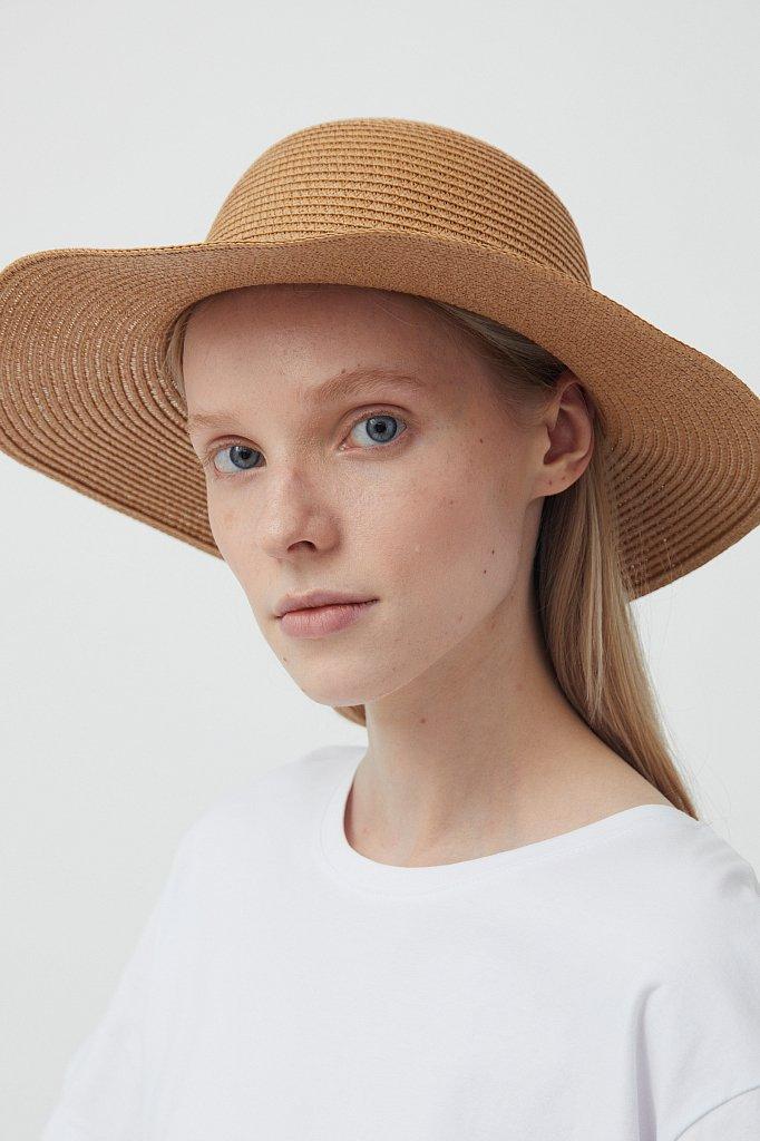 Шляпа женская, Модель S21-11412, Фото №2