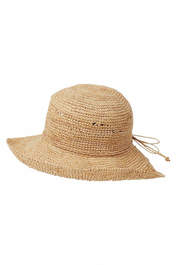 Шляпа женская, Модель S21-11400, Фото №1
