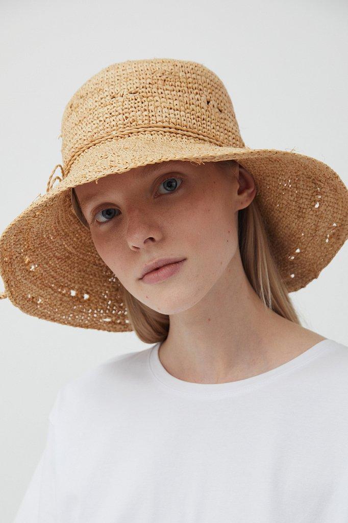 Шляпа женская, Модель S21-11400, Фото №2