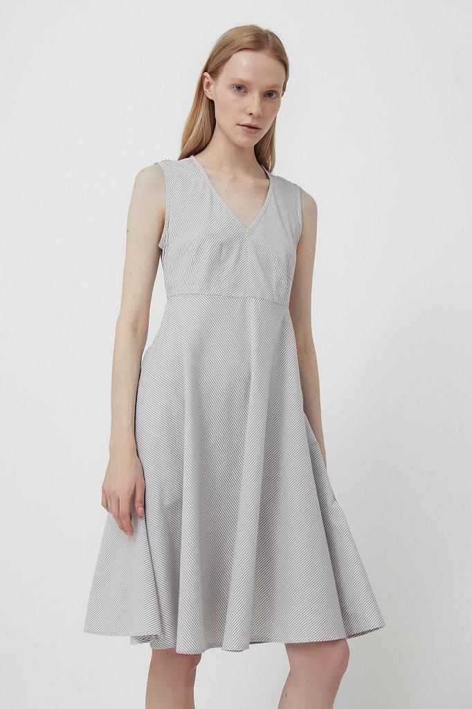 Платье женское, Модель S21-11009, Фото №3
