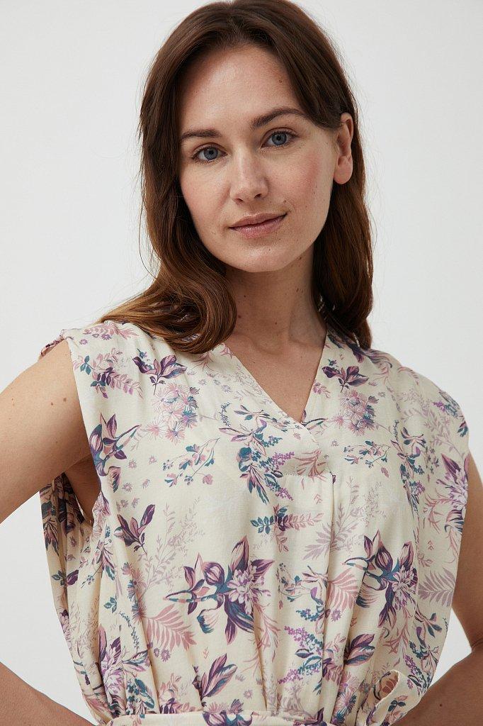 Платье женское, Модель S21-12011, Фото №5