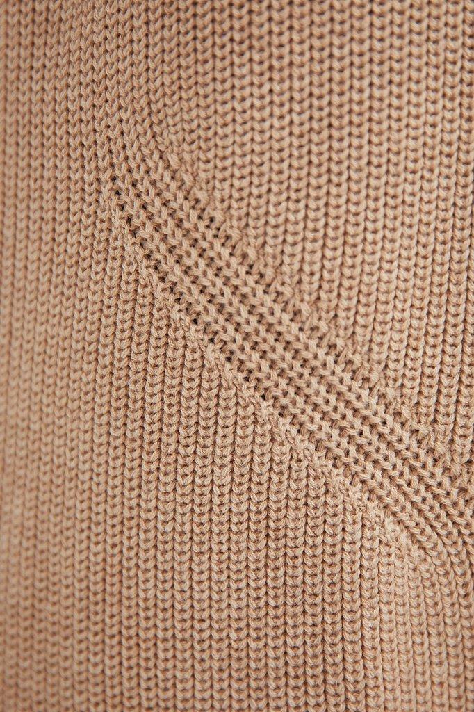 Жилет женский, Модель S21-11102, Фото №5