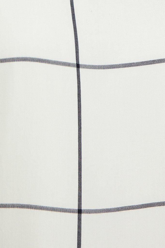 Платье с геометричным принтом, Модель S21-14049, Фото №5